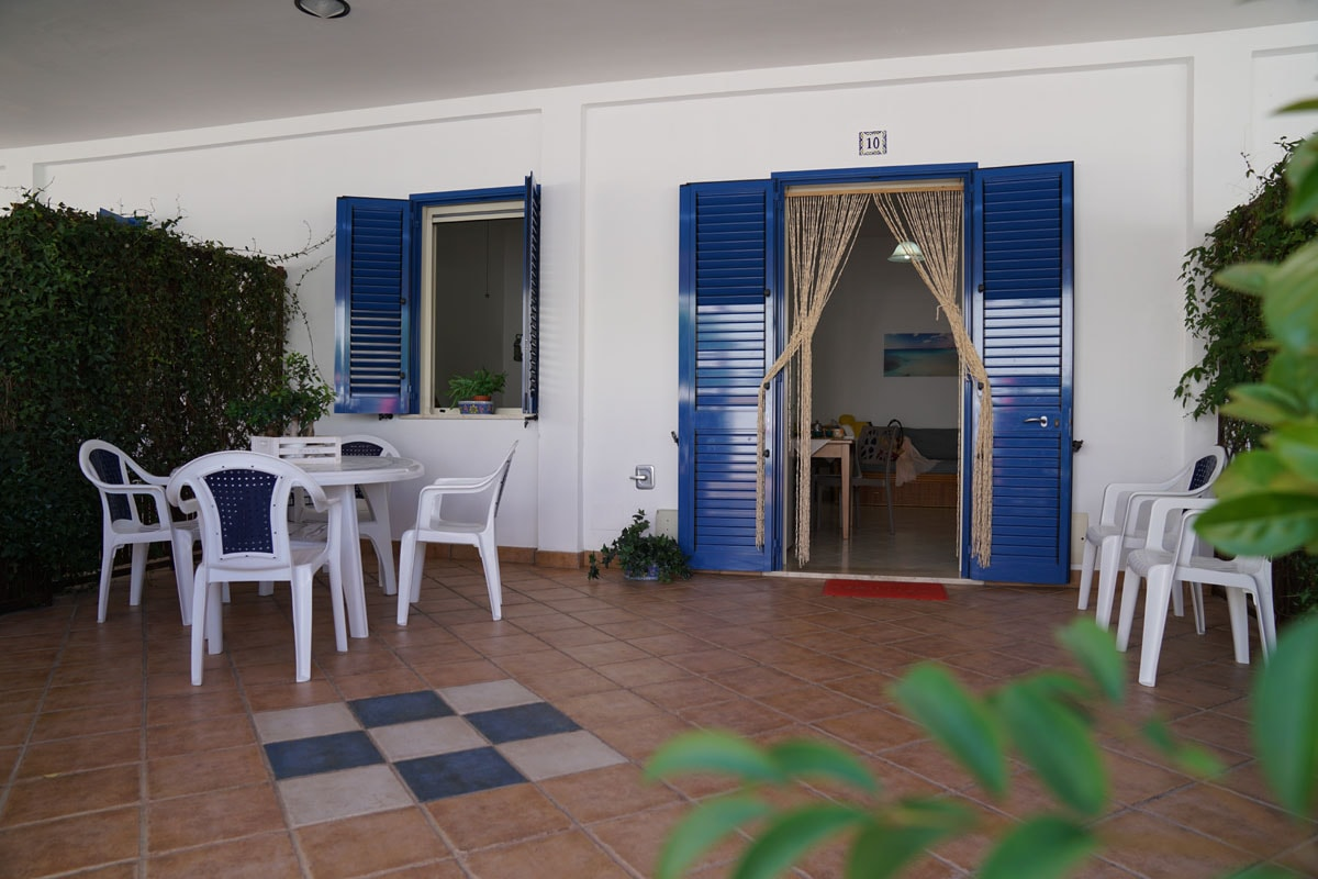 Appartamenti sul mare a Porto Cesareo presso il Lido Stela ...
